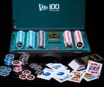 NEW ERA 100周年 RAMIDUS ポーカーセット