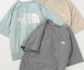 BEAUTY&YOUTH x THE NORTH FACE PURPLE LABEL Tシャツ