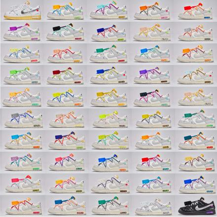 OFF-WHITE-×-NIKE-DUNK-LOW-THE-50