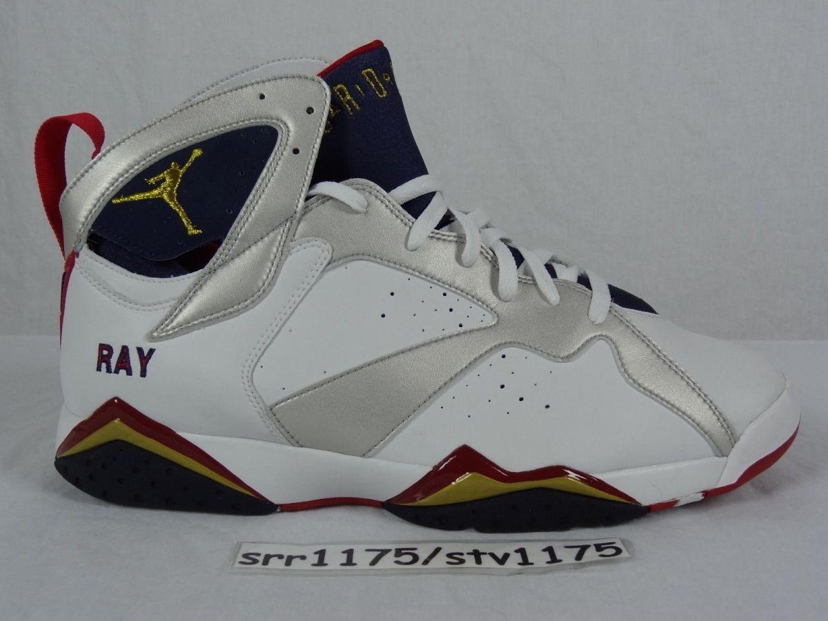 Air Jordan 7 Team USA Player Exclusive Samples Ray Allen PE