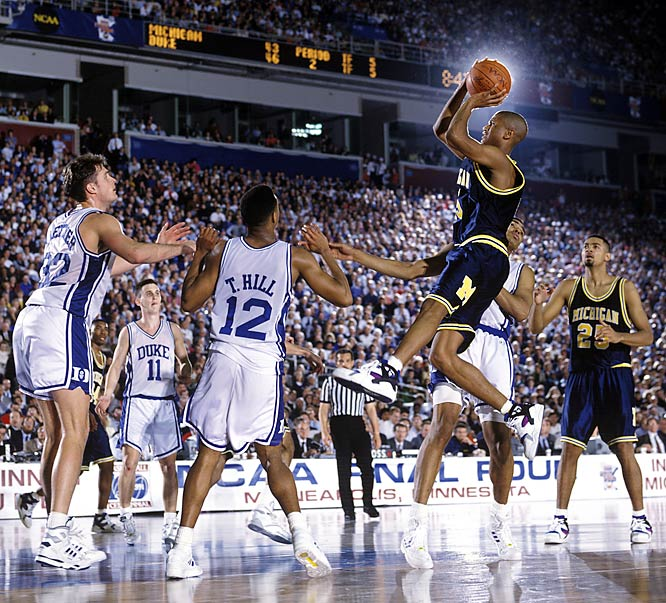 Photo of Jalen Rose courtesy of SI Kids