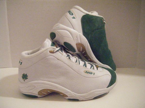 And 1 Tai Chi St. Patrick's Day Shamrock Celtics