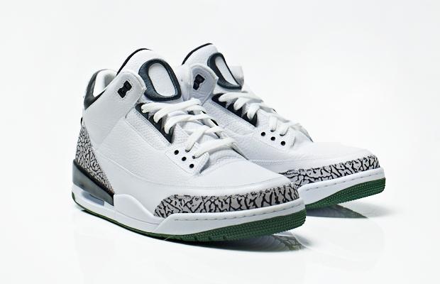 Air Jordan 3 Oregon Ducks - 10 Best Oregon Ducks Sneakers of All Time
