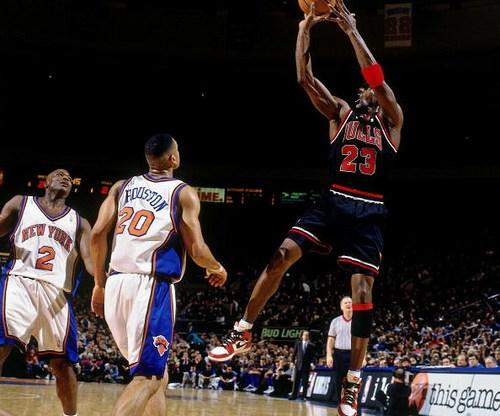 Michael Jordan's Final MSG Appearance as a Chicago Bull