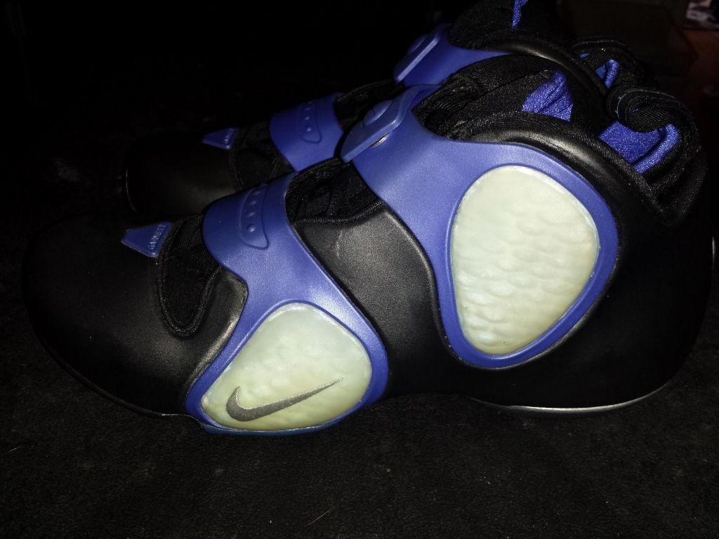 Sample Kevin Garnett Nike Flightposite III PE