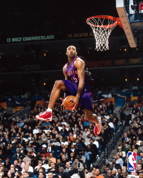 Vince Carter in And1 Tai Chi 2000 Dunk Contest