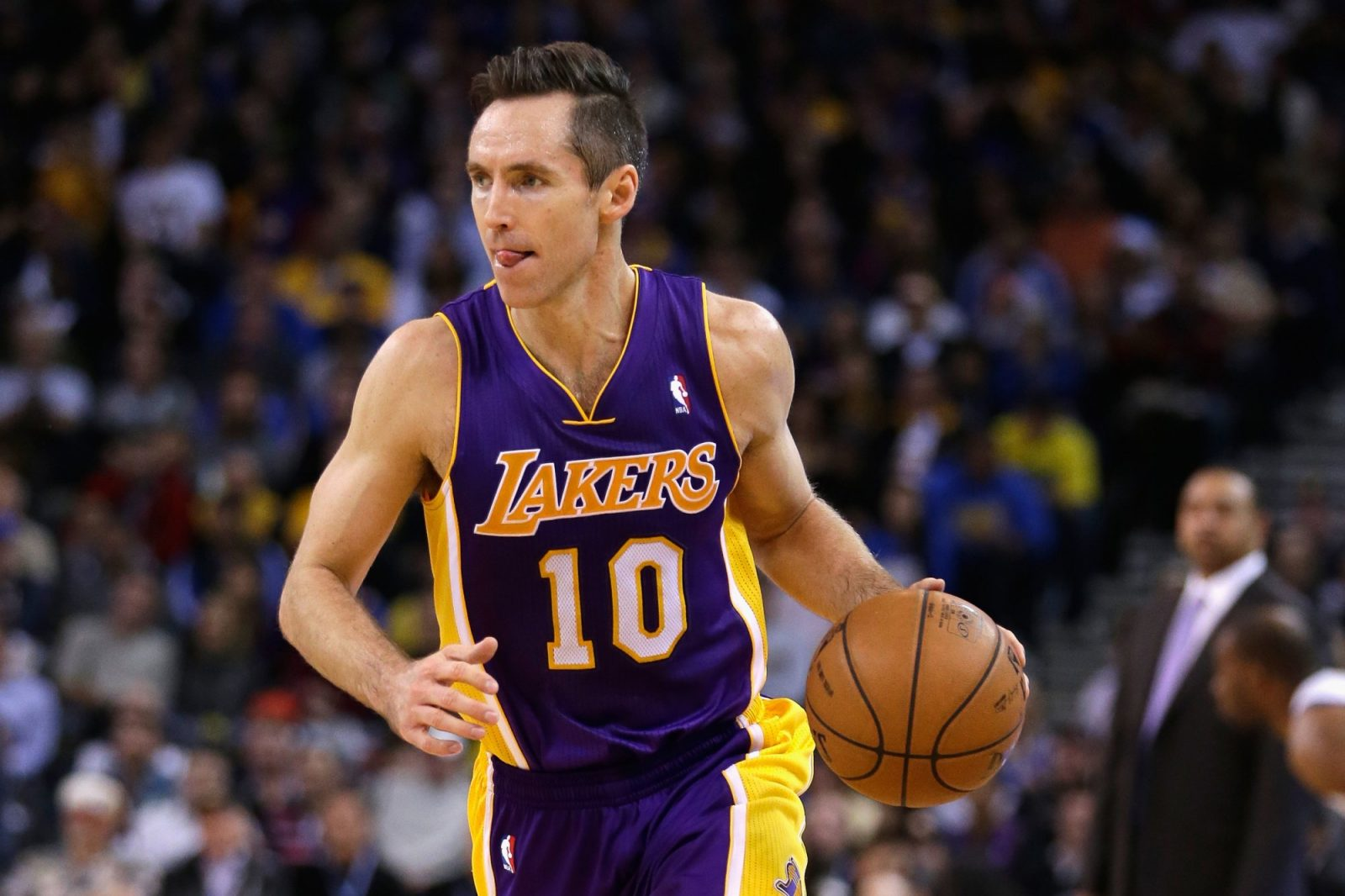 Steve Nash Lakers