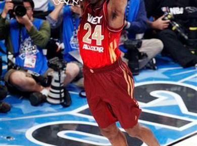 Kobe Bryant 2012 ASG