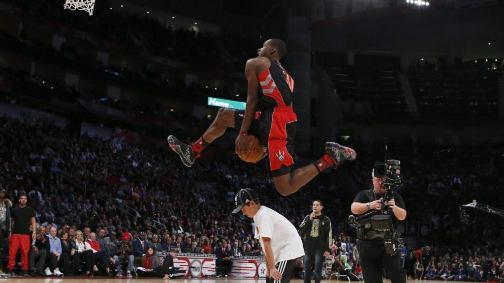 2013 Terrence Ross in Nike Air Max Barkley Posite