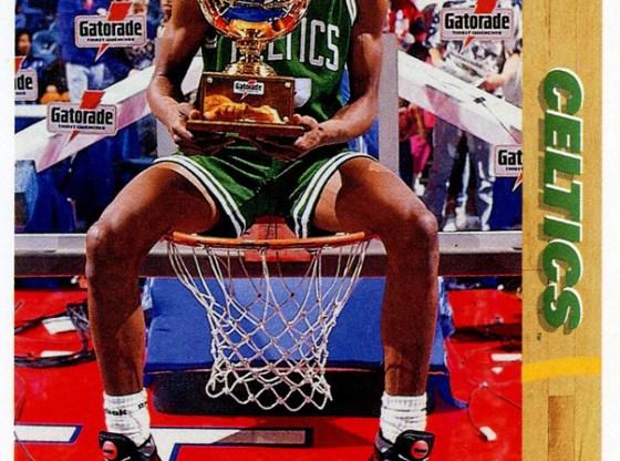 Dee Brown 1991 Slam Dunk Champion Card