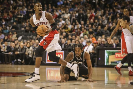 Terrence Ross in the Air Jordan 10