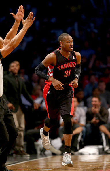 Terrence Ross in the Air Jordan 9