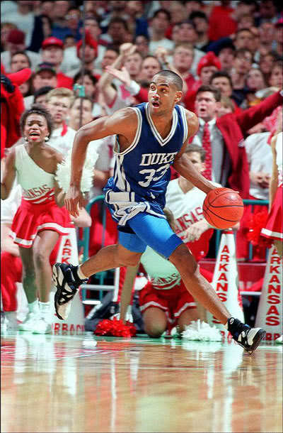 Most Important Sneaker Moments in College Basketball History - Grant Hill Nike Air Unlimited