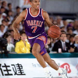Kevin Johnson in Nike Air Flight 89