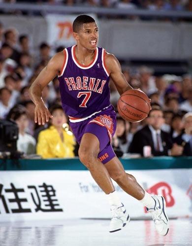 Phoenix Suns Retire Kevin Johnson's No. 7