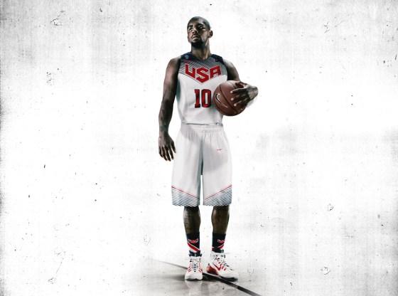 Kyrie Irving in Nike Hyperdunk 2014 PE