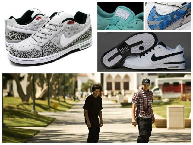 Nike SB P-Rod Sneakers