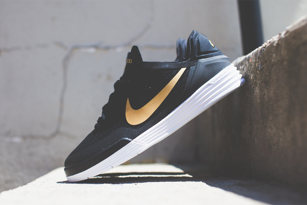 Nike SB P-Rod 8 Black/Gold