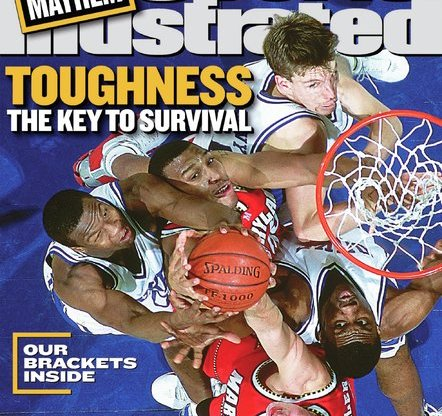 Sports Illustrated Cover 20010319