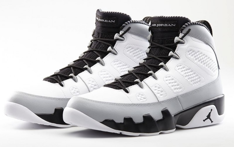 "2014 Air Jordan 9 ""Barons"""