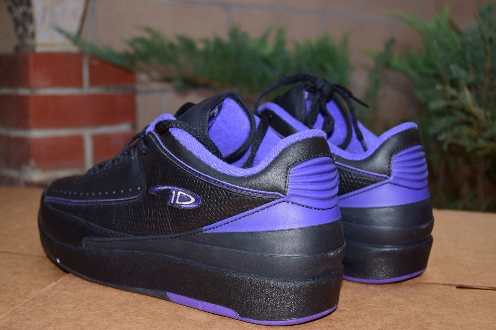 "Mike Bibby Air Jordan 2 Low Sacramento Kings ""Away"" P.E."