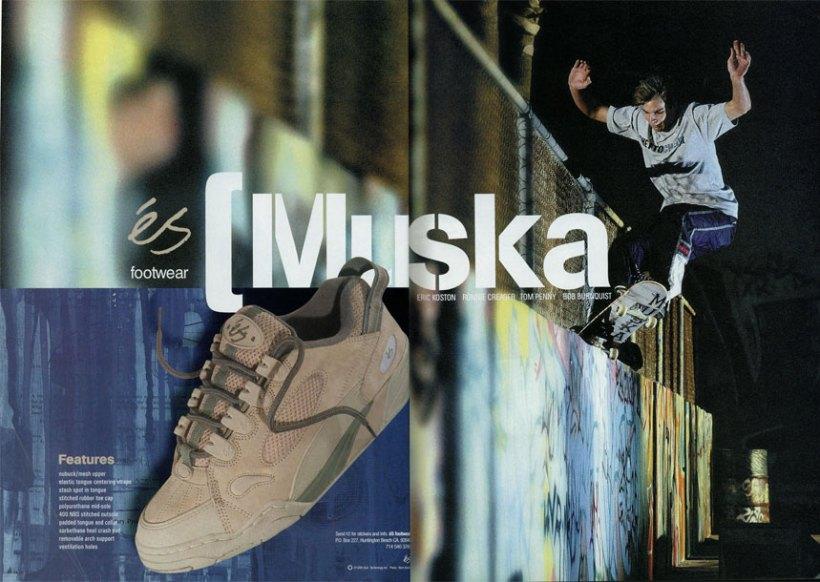 éS Muska