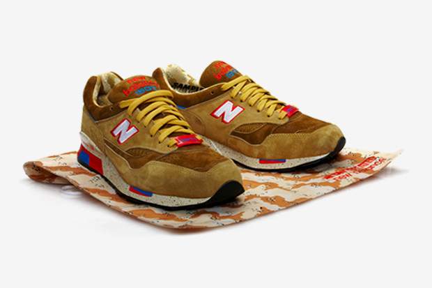 "Undefeated x New Balance 1500 ""Desert Storm"""