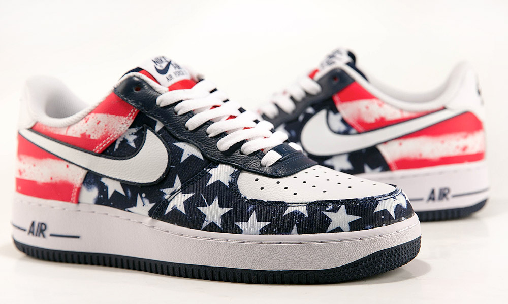 "Nike Air Force 1 Low ""Independence Day"""