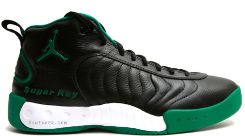 Ray Allen Jordan PEs: Air Jordan Jumpman Pro Boston Celtics Away Player Exclusive
