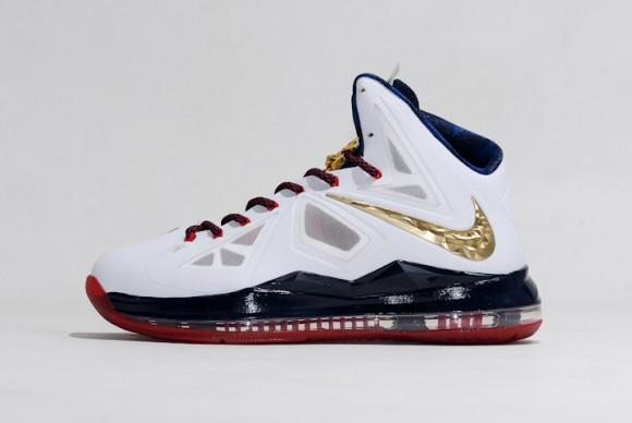 "Nike LeBron X ""USA"""