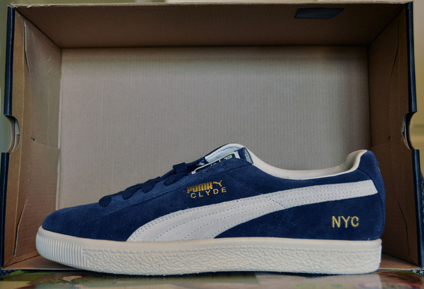 Puma Clyde Chase Pack New York City NYC