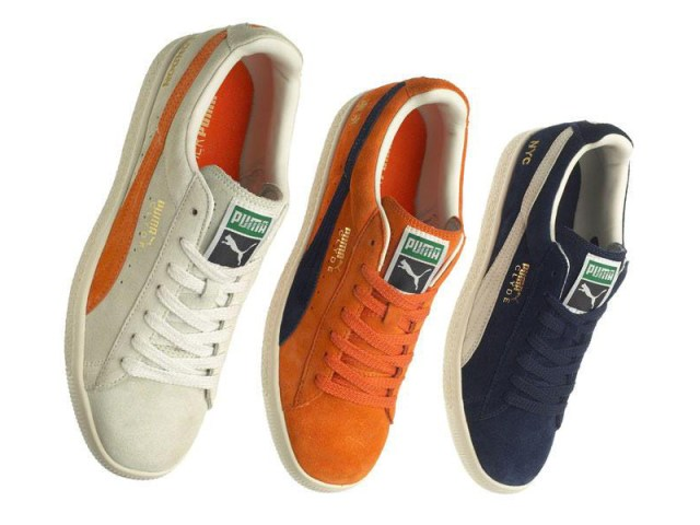 """The Puma Clyde """"Chase"""" Pack"""