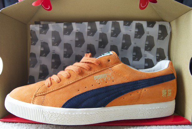 Puma Clyde Chase Pack Tokyo