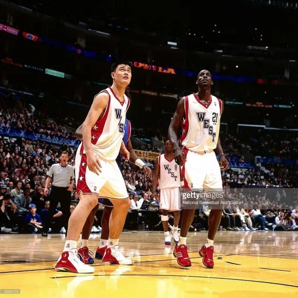 reebok yao ming 2004 all star game