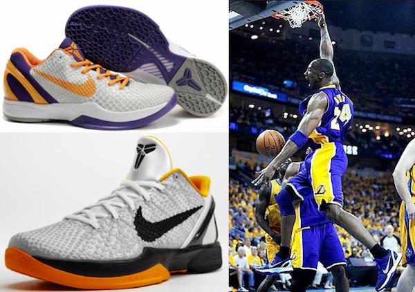 Nike Zoom Kobe VI - Image via Cardboardconnection