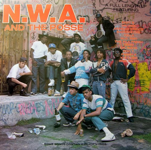 Straight Outta Compton: NWA's Sneaker Legacy - MC Ren Wearing the Converse Weapon