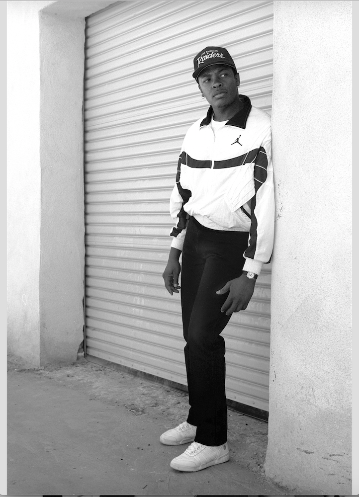 Straight Outta Compton: NWA's Sneaker Legacy - Dr Dre Wearing the K-Swiss Gstaad