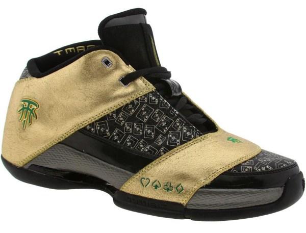 adidas T-Mac 6 All Star Edition Black/Gold