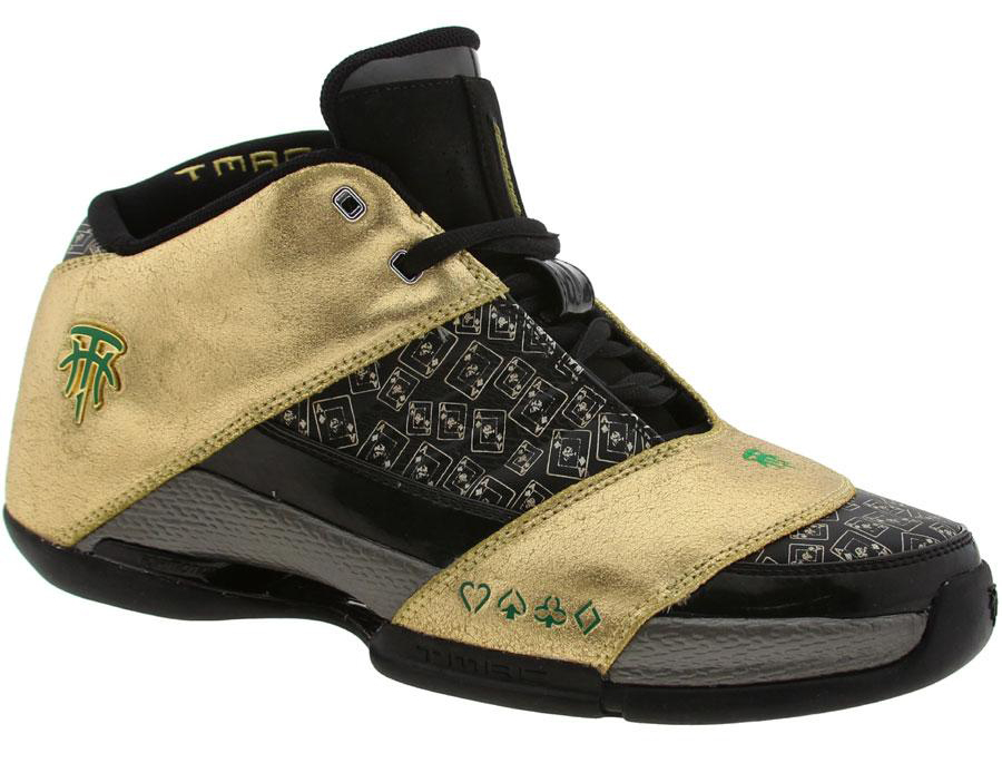 adidas T-Mac 6 All Star Edition Black/Gold