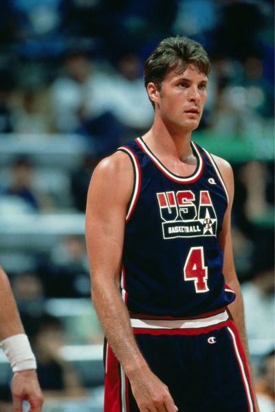 Laettner on Team USA