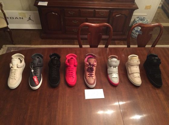 Louis Vuitton x Kanye West Collection For Sale
