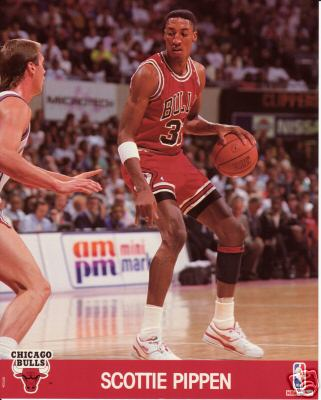 Scottie Pippen in Avia 855 Low