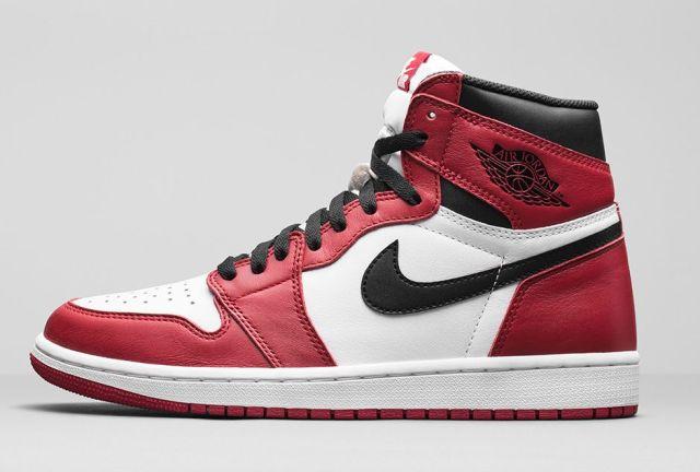 Retro Jordan 1 Chicago OG