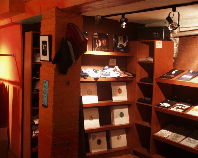 Bobbito Garcia's Footwork Sneaker Store LES NYC