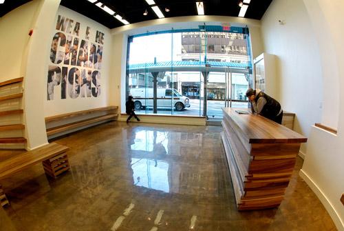 Goodfoot Sneaker Store Toronto