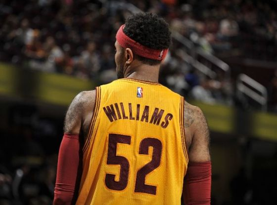 Mo Williams Cleveland Cavaliers #52