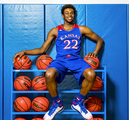 Andrew Wiggins in adidas Crazy Fast