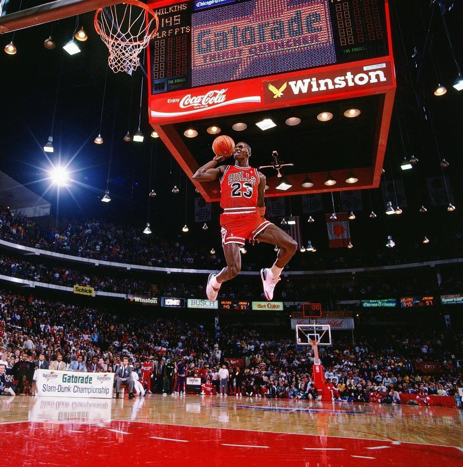 cc2f337b243fbe 55 Michael Jordan Photos  Revisiting MJ s Greatness For His 55th Birthday