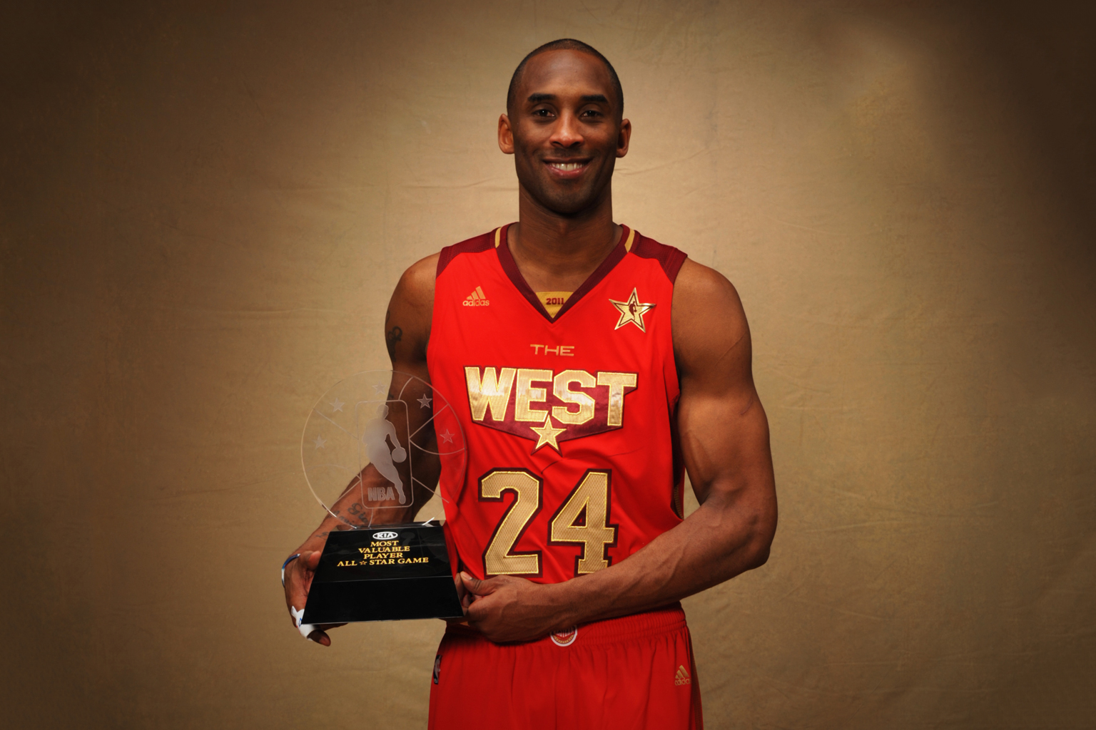 Kobe Bryant All-Star MVP