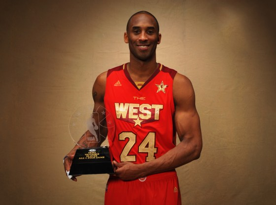 Kobe Bryant All-Star MVP